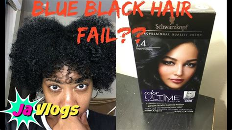 what is sapphire black hair schwarzkopf sapphire black hair dye natural hair flat