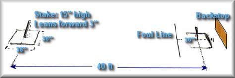 backyard horseshoe pit dimensions image gallery horseshoe pit dimensions