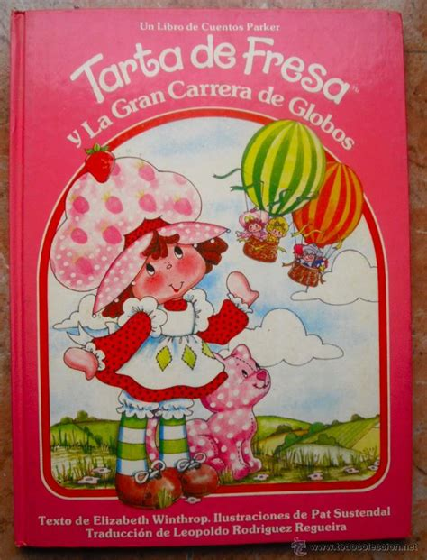 libro cos de fresas tarta de fresa y la gran carrera de globos bar comprar libros de cuentos en todocoleccion