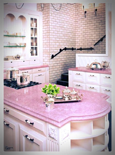 pink kitchens pink kitchen done right pretty in pink pinterest