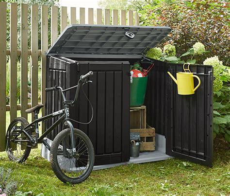 Gartenschrank Mit Regalaufsatz gartenschrank mit regalaufsatz bei tchibo