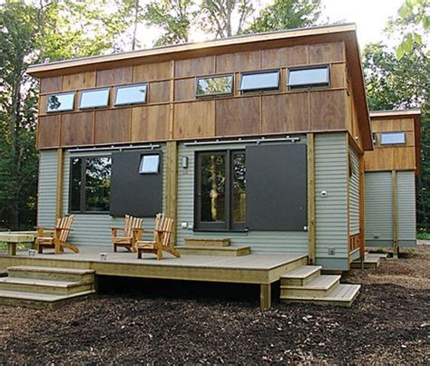 Modular Guest Cottages by Prefab Cottage Property
