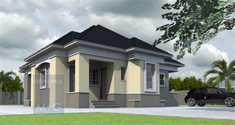 3 bed bungalow contemporary residential architecture 3 bedroom