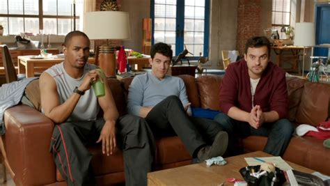 Damon Wayans Jr New Girl | with happy endings done damon wayans jr returns to