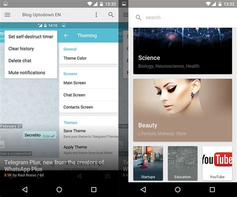 layout instagram uptodown feedly revs its look on android