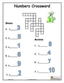 printable english numbers esl english vocabulary printable worksheets on dates and