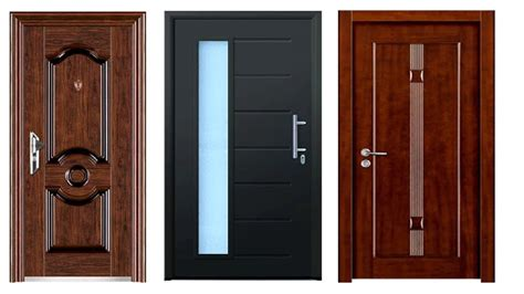 fancy exterior doors for homes new modern wooden doors