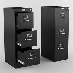 Vertical Storage Cabinet 3d Model File Cabinet