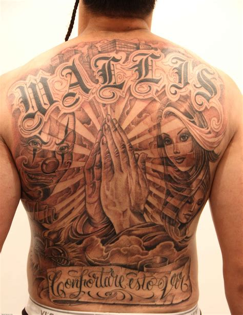 full back tribal tattoo designs collection of 25 gangster tribal on back