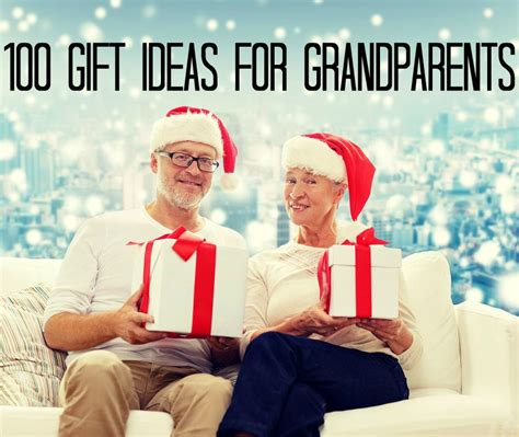 christmas gifts for soon to be grandparents 100 gift ideas for grandparents stay at home