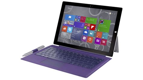 Tablet Microsoft Surface Pro 3 microsoft surface pro 3 review expert reviews