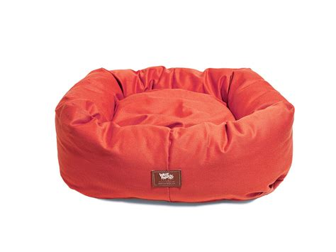 organic dog beds green pet accessories sunset