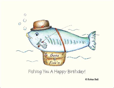 printable birthday cards fishing inspirational birthday cards wholesale greeting cards