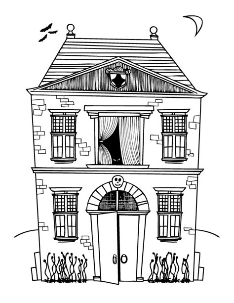 Halloween Coloring Pages | Make and Takes