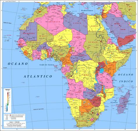 europa y africa mapa politico mapas f 205 sico pol 205 tico econ 211 mico de los 5 continentes