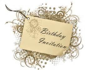 printable birthday invitations 171 home weekly