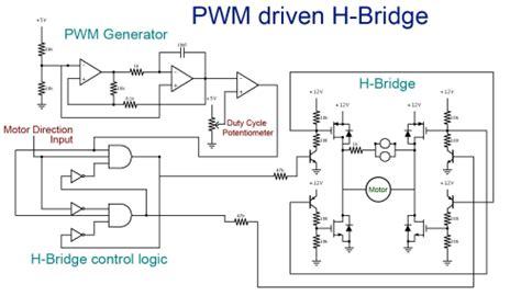 integrated circuit h bridge 28 images h bridge motor circuit using l298 h wiring diagram and