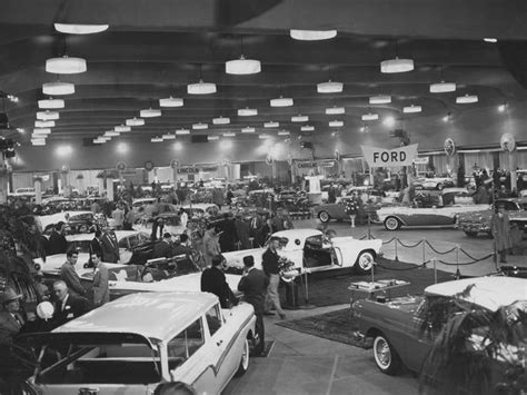 Indianapolis auto show in the manufacturer s building at the indiana
