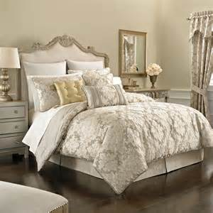 Croscill Comforters Ava Leaf Comforter Bedding By Croscill