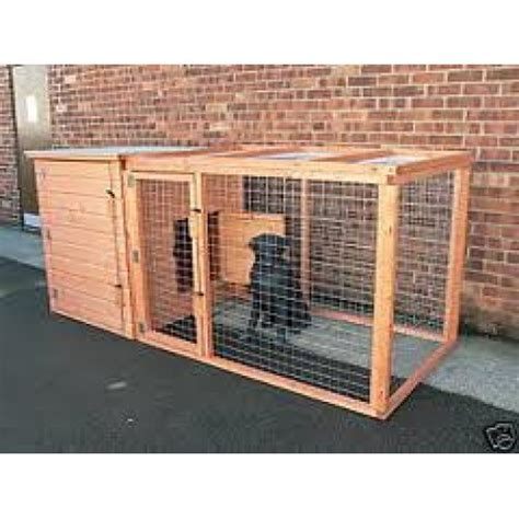 dog house with run chicken duck dog house and run