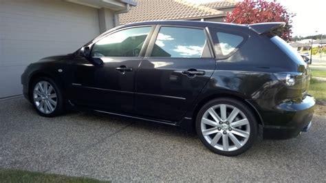mazda 3 bk mps 2006 mazda mazda3 mps bk car sales qld brisbane