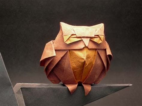 easy owl origami 59 best corujas origami images on owls