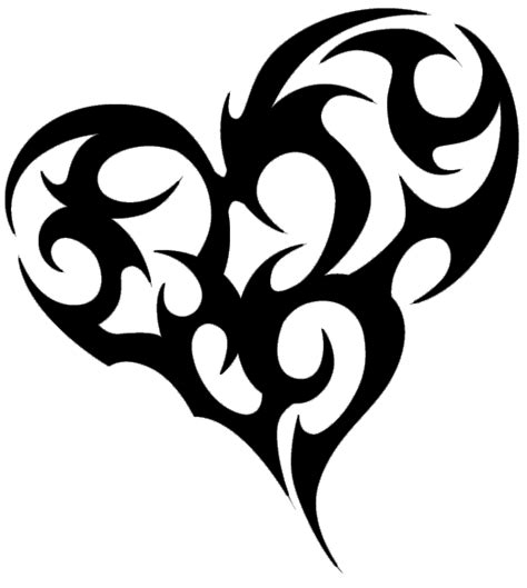 tribal heart tattoos meaning tribal tattoos designs ideas and meaning tattoos