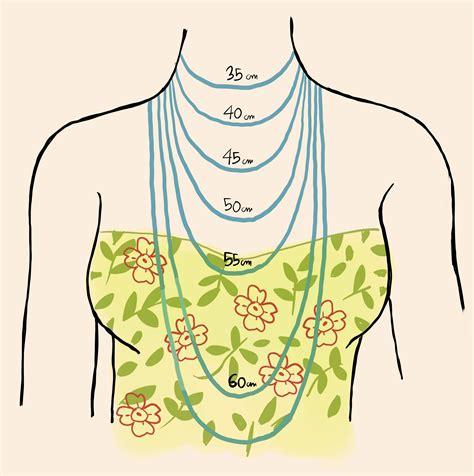 medidas de cadenas de plata para hombres 191 sabes c 243 mo elegir correctamente la medida de un collar o