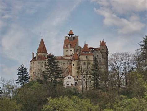 home of dracula castle in transylvania bran a k a dracula s castle in transylvania was the