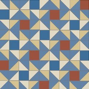 triangle pattern tiles blue skies triangle tile pattern by winckelmans