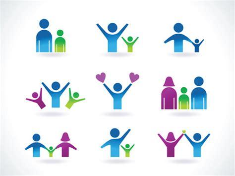 family gathering design vector family reunion logo vector www pixshark com images