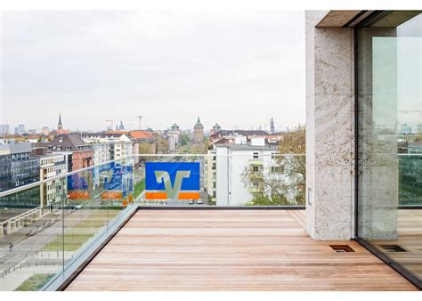vr bank nordrhã n banking yannick wegner architectural photography