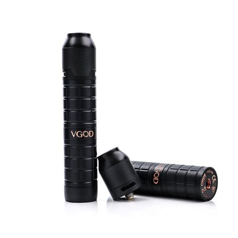 Vgod Elite Rda by Vgod Pro Mech 2 Kit With Elite Rda