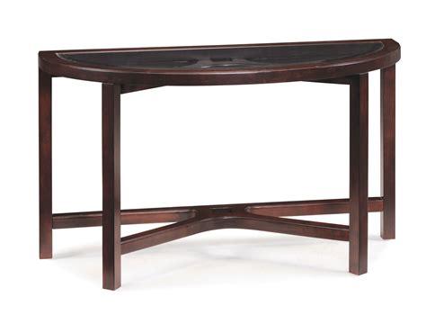 demilune sofa table wood sofa joy studio design gallery best design