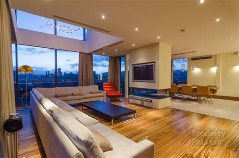 The Appartment Belfast by Penthouse Apartment Overlooking Belfast Interior Design Mag