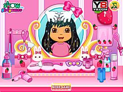 haircut games in y8 after term begins dora haircuts 1 game play online at y8 com