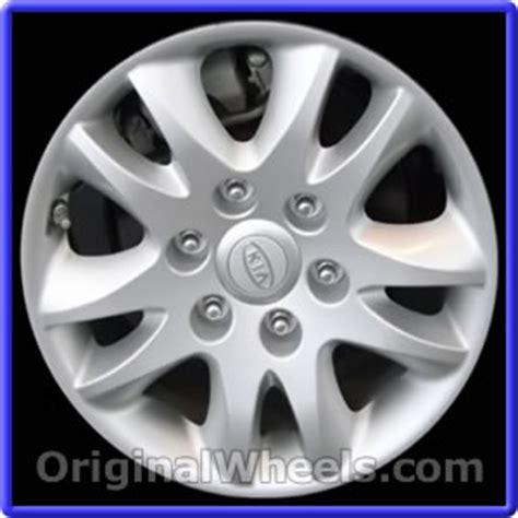 Kia Sedona 2006 Tire Size 2010 Kia Sedona Rims 2010 Kia Sedona Wheels At