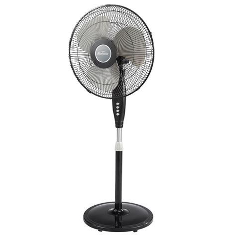 Sunbeam Pedestal Fan sunbeam 174 16 inch stand fan ssf1610b cn sunbeam 174 canada