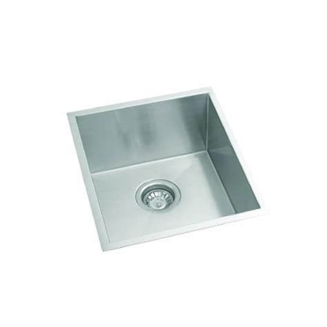 Discount Undermount Kitchen Sinks Squareline Single Undermount Sink Ross S Discount Home Centre