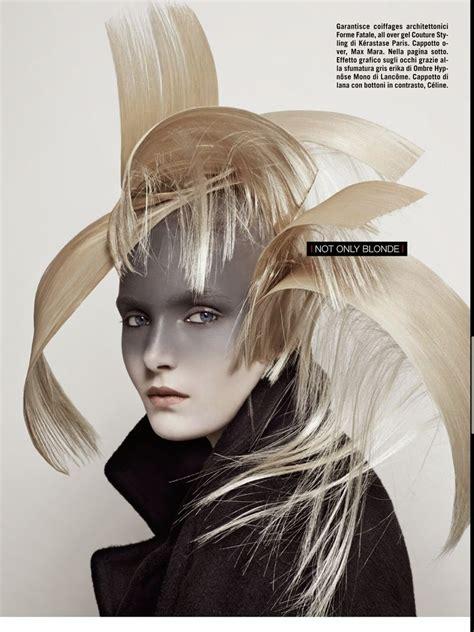 Avant Garde Hairstyles by Avant Garde Hairstyle Editorials Avant Garde Hairstyle
