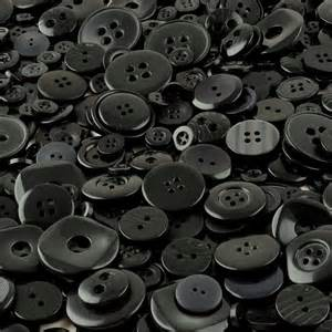 And Black Black Buttons For Sale