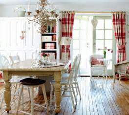 Cottage Style Dining Rooms by Inspired By Interior Design Country Cottage Style The