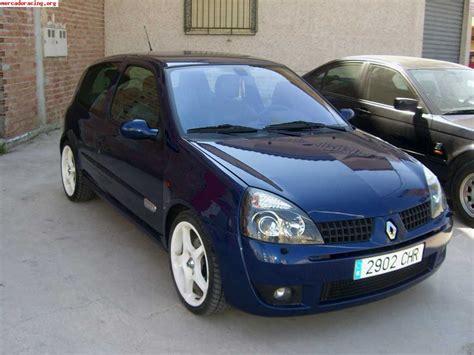 clio renault 2003 se vende renault clio sport 2 0 2003 venta de coches de