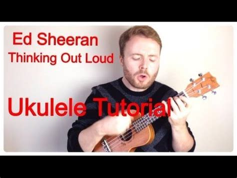 tutorial dance thinking out loud 483 best images about ukulele love on pinterest moon