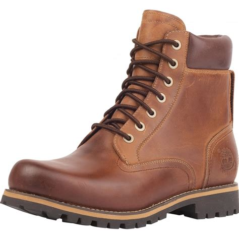 timberland mens boots earthkeepers timberland earthkeepers rugged 6 inch wp mens boot mens