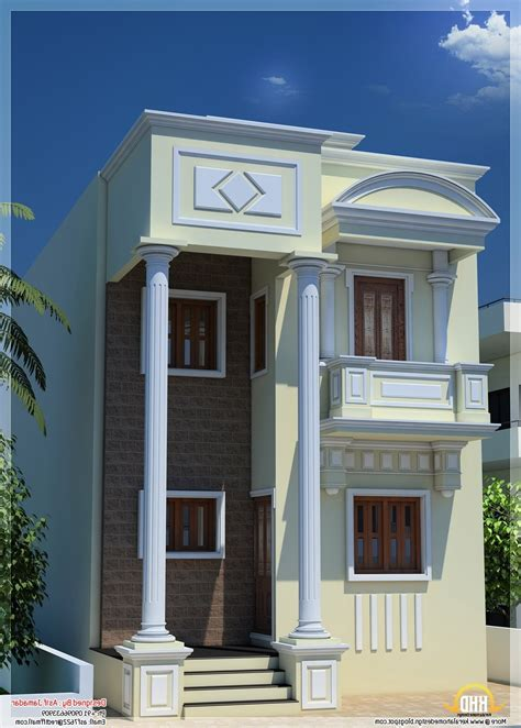 duplex style home design 800 sq ft duplex house plan indian style