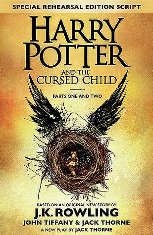 Harry Potter and the Cursed Child (Harry Potter #8) by J.K