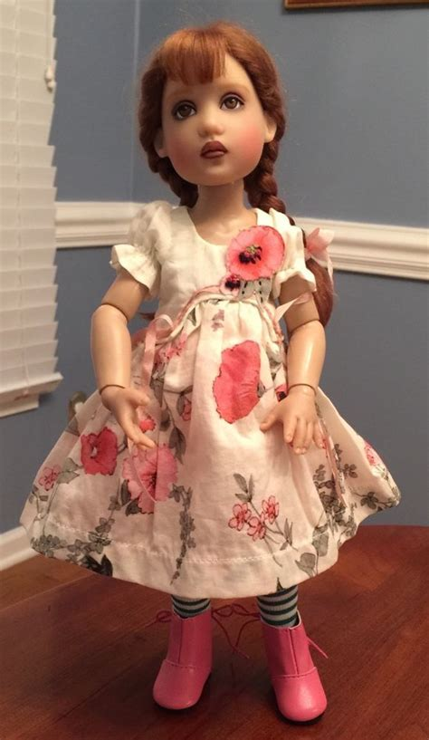 jointed doll used 17 best images about kish dolls etc on