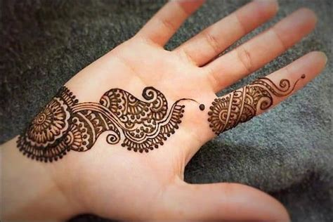 30 delightful eid mehndi designs 2018 sheideas 30 beautiful simple mehndi design images sheideas