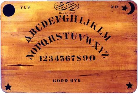 table de ouija ouija